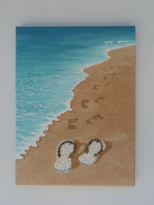 Flipflops and Footprints