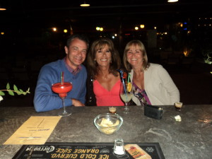 Ian, Annette and Myself