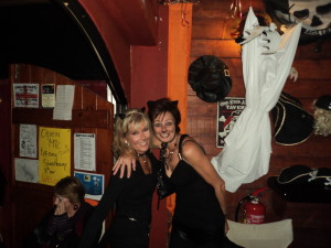 Halloween Party at Captain Jack's