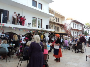 Christmas Fayre Auction at ALmyrida Beach Hotel