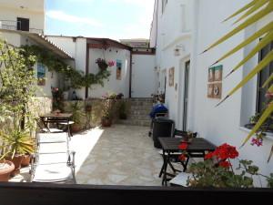 My pretty little courtyard garden