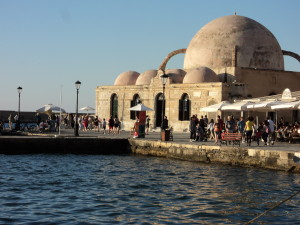 The Old Mosque in Chania