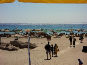 Falaarna Beach