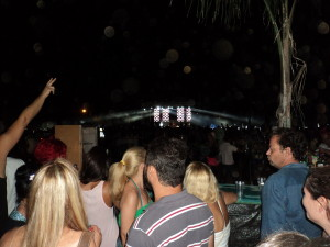 Kalives Beach Party 2015
