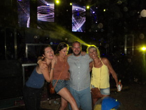 Kalives Beach Party