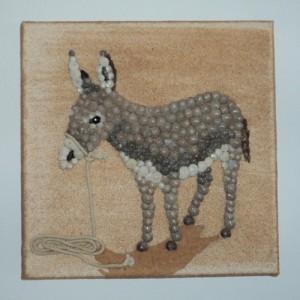Little Greek Donkey