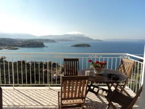 My wonderful views of Souda Bay