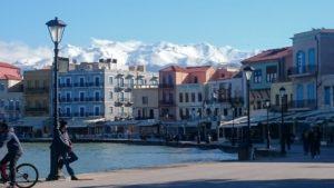 Beautiful Chania Harbour