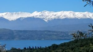 White Mountains of Crete