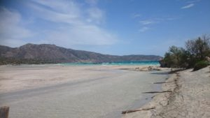 Vast expanses of pink sand and with gorgeous turquoise sea, Elafonisi has it all!