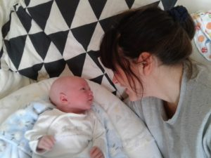 New Mother & Son - Zoe & Baby Arthur