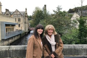 Zoe & Me at Hebden Bridge