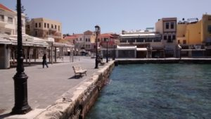 Deserted Chania, as never seen before!