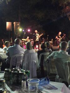 The music festival in Gavalochori